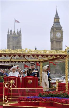 Diamond Jubilee:Queen celebra...