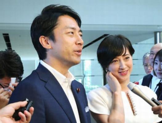 小泉 進次郎 滝川 クリステル 結婚