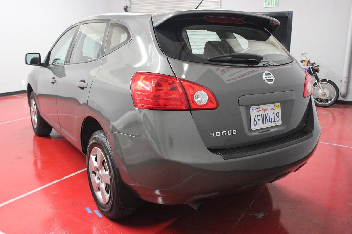 車の買取・販売の専門店:アクセルモータース@アメリカ・サンディエゴ2009 Nissan Rogue
