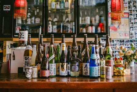 A Japanese sake bar that prov...