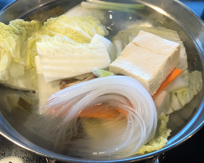 Japanese Shabu-Shabu in LA