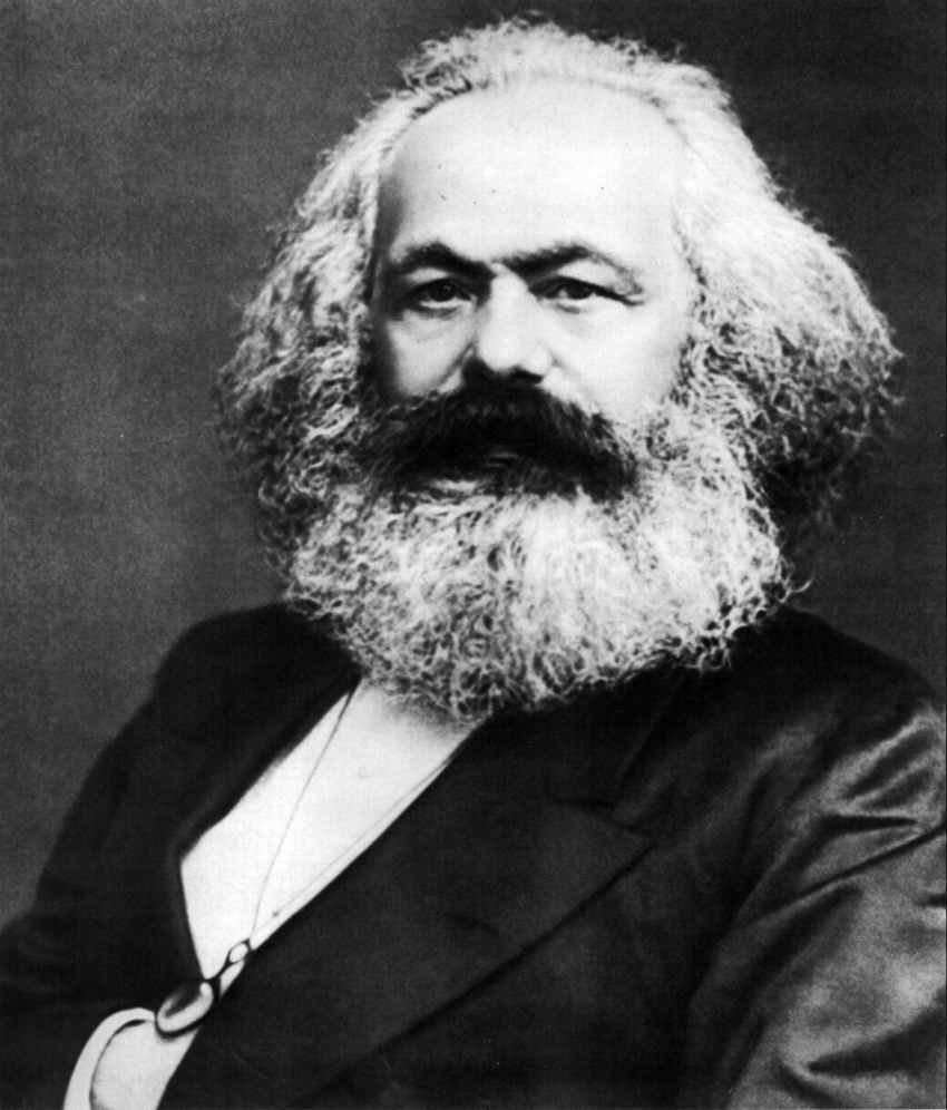 Did you know Karl Marx neve...