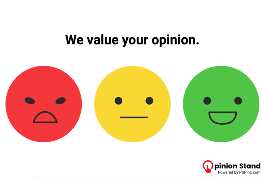 Now you can run OpinionStand...
